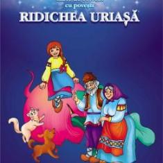 Cauti Carte De Povestit Si Colorat A5 Ridichea Uriasa Vezi