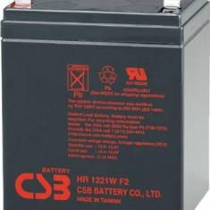Acumulator UPS CSB HR1221W F2 12V/5.1Ah