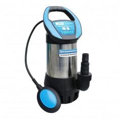Pompa submersibila pentru apa poluata si curata GS 7501 I Guede GUDE94603 750 W