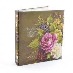 Album foto Sweet Memory floral 500 poze, 31x35 cm