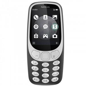 Telefon mobil Nokia 3310 (2017) 3G Dual Sim Chorcoal