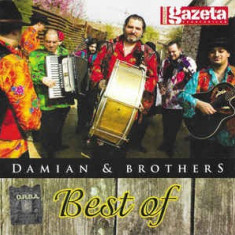 CD Damian & Brothers ‎– Best Of ,original