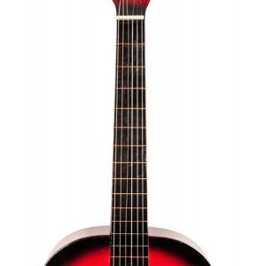 Chitara Clasica 3/4 Lemn Lacuit 6 Corzi metalice Mare