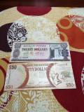 Lot bancnote guyana