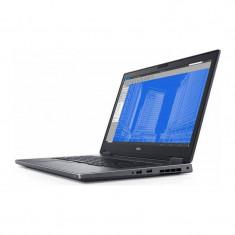 Laptop Dell Precision 7530 15.6 inch FHD Intel Core i9-8950HK 32GB DDR4 512GB SSD nVidia Quadro P2000 4GB Linux 3Yr BOS