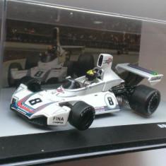 Macheta Brabham BT44B Martini Formula 1 1975 (Carlos Pace) - Altaya 1/43