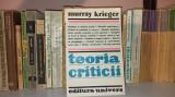 Teoria criticii - Murray Krieger