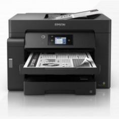 Multifunctional inkjet mono epson ecotank m15140 dimensiune a3+ (printarecopiere scanare) printare borderlessduplex viteza 32ppm