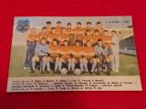 Foto fotbal - echipa FC BIHOR ORADEA (anul 1989)