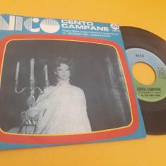 VINIL NICO-CENTO CAMPANE DISC CGD 1971 STARE FB