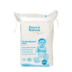 Servetele Uscate Bio Pentru Bebelusi Douce Nature 60buc Cod: 3380380071423