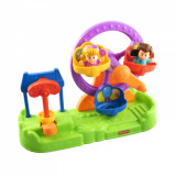Cumpara ieftin Set de joaca Little People Ferris Wheel cu sunete, Fisher-Price