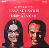 Disc Vinil - Nana Mouskouri And Harry Belafonte