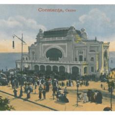 4388 - CONSTANTA, Casino, Romania - old postcard - unused - 1918, Necirculata, Printata