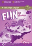 Fun for Movers Teacher S Book with Downloadable Audio