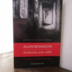Alain Besancon - Anatomia unei stafii, Humanitas