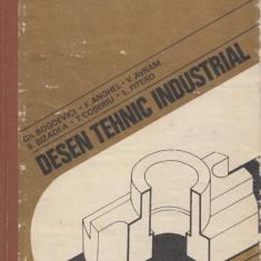 Bogoevici, G. s. a. - DESEN TEHNIC INDUSTRIAL PENTRU SECTIILE DE SUBINGINERI, 1977
