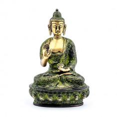 Statueta cu Buddha medicinei din bronz