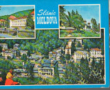 CPI B14958 - CARTE POSTALA - SLANIC MOLDOVA. VILA RACOVITA, VEDERE