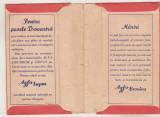 Bnk div Plic - reclama - Foto G I Hansa Ramnicu Sarat 1937