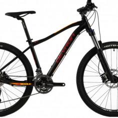 Bicicleta Mtb Devron Riddle M3.7 M 460Mm Negru 27.5 Inch