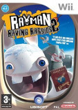 Joc Nintendo Wii Rayman - Raving Rabbids 2 - A