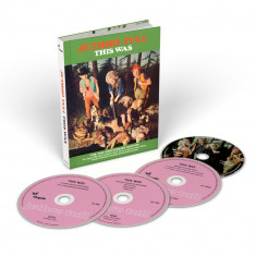 Jethro Tull This Was 50th Anniv Ed. 5.1 mix (3cd+dvd)