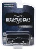 Cumpara ieftin Macheta GREENLIGHT, Hollywood Series 27 - Graveyard Carz (2012-Current TV Series) - 1971 Plymouth Cuda 340 (Season 2 - Phantasm Cuda) Solid Pack 1:64