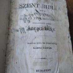 BIBLIA GASPAR KAROLI 1911