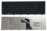 Tastatura laptop Dell N5010 M5010 cod 09GT99 NSK-DRASW Inspiron 15 noua Neagra US