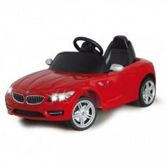 Masinuta electrica BMW Z4 rosie 6V cu telecomanda 40 Mhz
