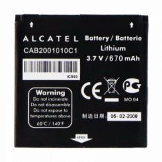 Acumualtor Alcatel OT-S210 S211 S211C S218 V212 CAB2001010C1