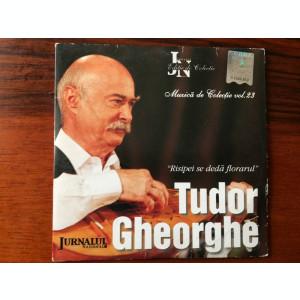 tudor gheorghe risipei se deda florarul cd disc muzica folk jurnalul national