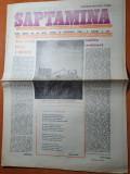 saptamana 16 decembrie 1988-articol si foto nadia comaneci