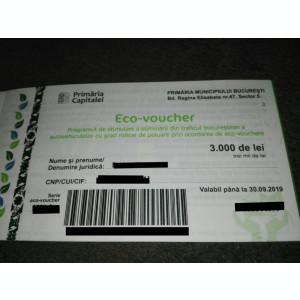 Cedez Eco Voucher PMB