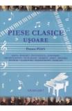 Piese clasice usoare pentru pian