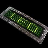 Curea cu catarama si display LED text personalizabil