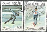 Guinee Bissau 1983 Sarajevo, Olympics A.19, Stampilat