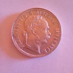 Vand  moneda Argint Franz Iozef 1889