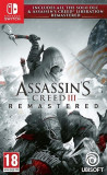 Assassin S Creed Iii Remastered Nintendo Switch