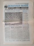 ziarul romania mare 14 august 1992-redactor sef corneliu vadim tudor