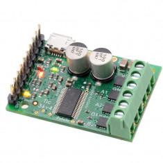 Controller pentru motoare pas cu pas Tic 36v4 USB cu interfete multiple (pini lipiti)
