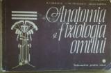 Myh 31f - CARMACIU - TORSAN - ANATOMIA SI FIZIOLOGIA OMULUI - 1983