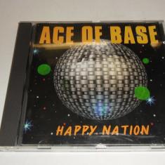 Ace Of Base – Happy Nation CD original 1993, Metronome Comanda minima 100 Lei