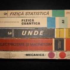 CURSUL DE FIZICA BERKELEY 5 volume