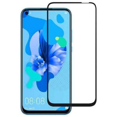 Folie Huawei P40 Lite E 2020 Full Glue Neagra foto