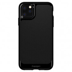 Husa Apple iPhone 11 Pro Max Spigen Neo Hybrid Jet Black