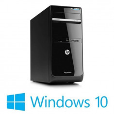 PC refurbished HP Pavilion P6, Quad Core i7-2600, Win 10 Home