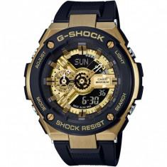 CEAS BARBATESC CASIO G-SHOCK GST-400G-1A9ER G-STEEL