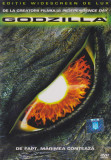 DVD Godzilla, Romana